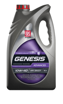 GENESIS ADVANCED 10W-40